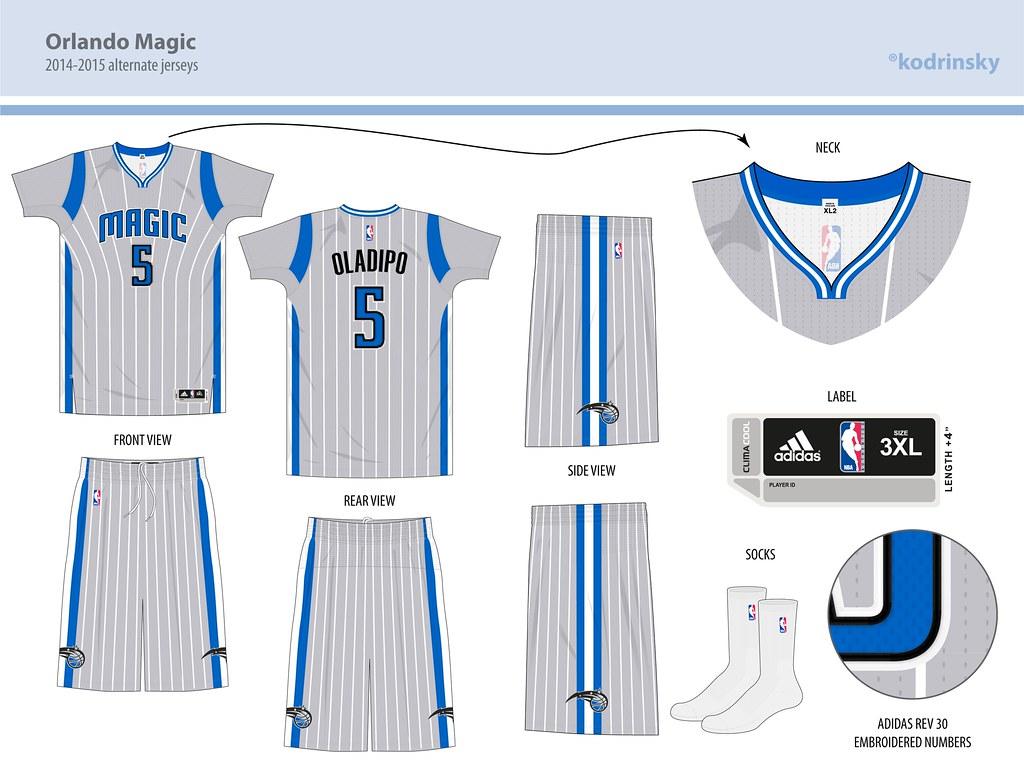 premium selection f11af 70da0 Orlando Magic 2014-2015 alternate uniform | kodrinsky | Flickr