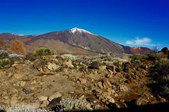Krater Teide Teneriffa