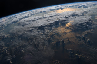 """Earth Observations """"Islands In The Sky"""" 