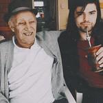 Vô tinto e eu #family #chimarraolovers #grandpa #happiness