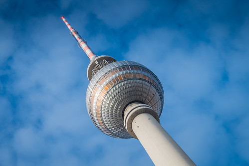 Berlin's TV tower | by #96