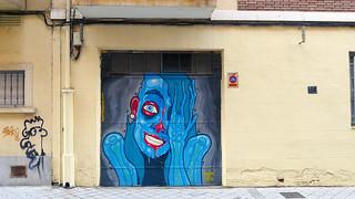 Blue Lady (Alejandro Sánchez, 2013)   by williamaveryhudson