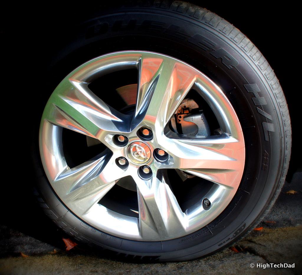 Toyota Highlander Reviews: Wheel - 2014 Toyota Highlander Limited Platinum