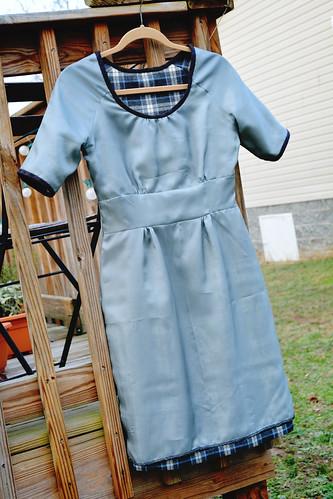 Colette Patterns Dahlia Dress - Version 1 | by MissMake