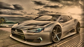 Cars Mitsubishi Wallpaper 1920x1080 HD | by carsbackground
