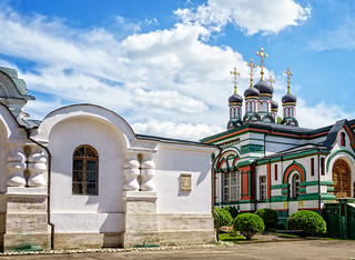 Convent of Nativity of Theotokos, Moscow | by Tigra K