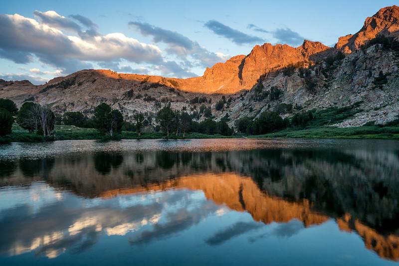 Ruby Tuesday Reflection, Nevada