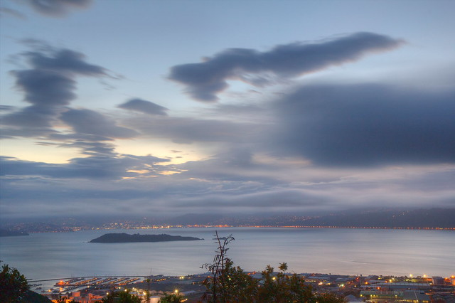 Wellington's harbour