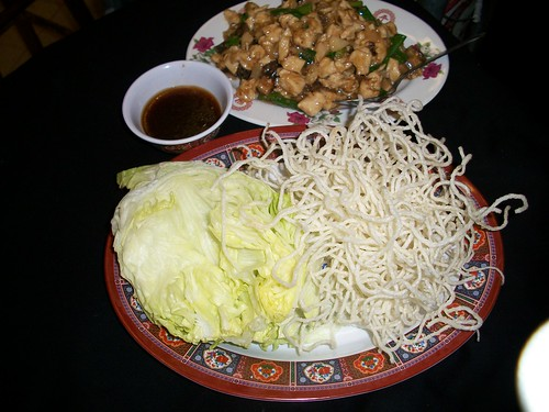 B34 Lettuce Wraps   by Golden Gate Chinese Restaurant
