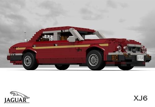 Jaguar XJ6 (XJ40 - 1986)   The Jaguar XJ (XJ40) is a ...