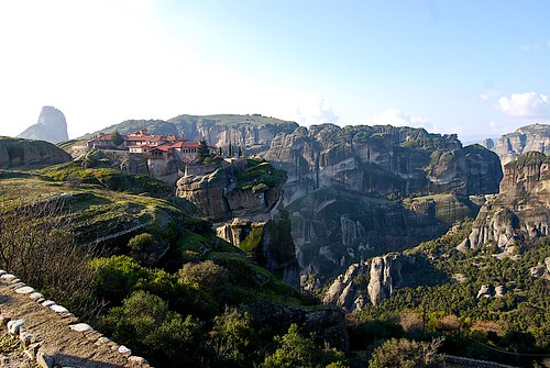 Meteora, Greece | by Andy Montgomery