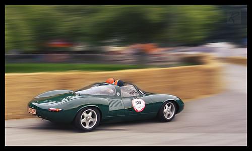 Jaguar XJ13 1966 | Resurrected to race | Raphael M. | Flickr