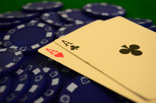 Two Aces - Poker