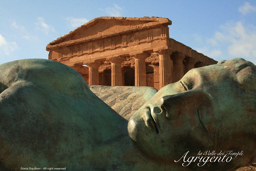 Agrigento | by Sonia Squilloni