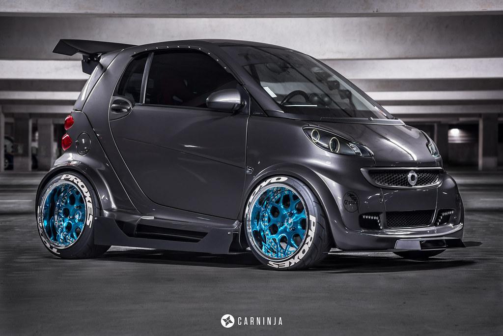Custom Smart Car >> Smart Car Custom Widebody Www Carninja Com Www Facebook Co