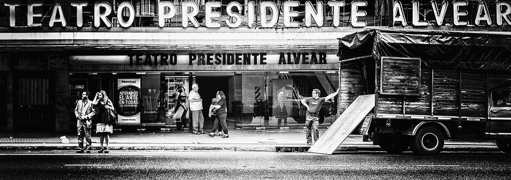 Teatro Presidente Alvear | Buenos Aires - Argentina | Flickr