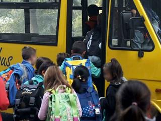 trasporto scuolabus   by LA VOCE DEL PAESE