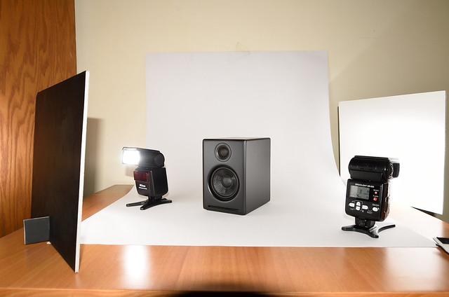 Audioengine A2+ setup