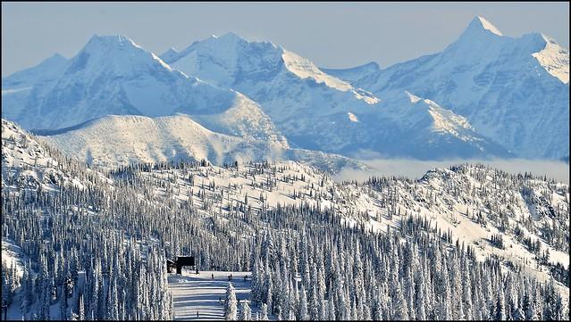 Big Mountain, Montana