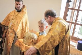 Божественная литургия 85