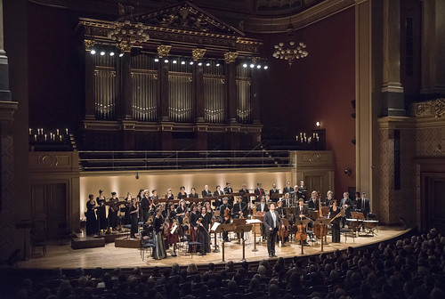 Collegium 1704 v Rudolfinu / Collegium 1704 in the Rudolfinum // Vánočn koncert / Christmas Concert // 15.12.2014