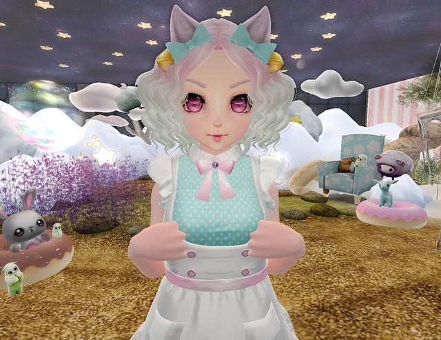 Kemono Fashion - Pastel Meido