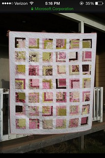Basic Grey's SULTRY 'Square One' quilt