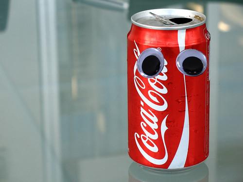 Googly-Eyed Coke | by WTFMarketing