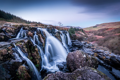 The Loup of Fintry waterfall | by paisleyorguk