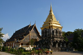 Wat Chiang Man (Chiang Mai, Thailand 2014) | by paularps