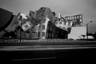 Crunched Building - Frank Gehry, Las Vegas