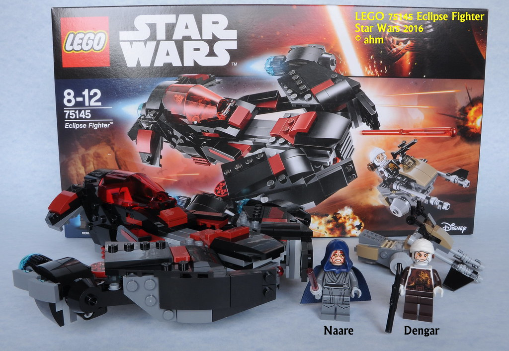 Eclipse Fighter LEGO Star Wars 75145