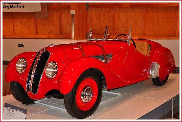 1938 Frazer - Nash BMW 328