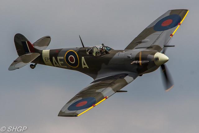 Supermarine Spitfire LF.Vb 'City of Winnipeg' - Duxford