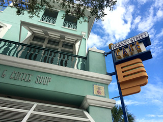 Market Street Cafe in Kissimmee, FL | by Melissa Hillier
