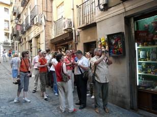 Visita a Toledo