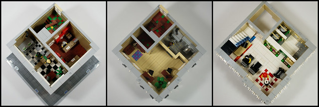 LEGO Modular Building: Main Post Office