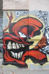 Faubourg Marigny Graffiti 80