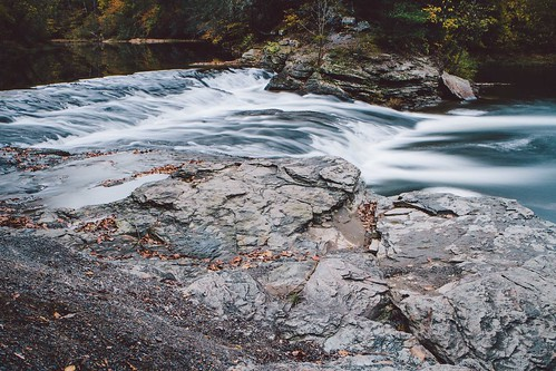 park autumn west fall nature forest canon river landscape virginia waterfall state holly 7d
