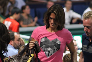 Amélie Mauresmo | by tennis buzz