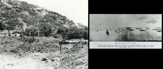 """Fallen Comrades"" and Evacuation of Gallipoli, 15-20 December 1915 - Archives New Zealand Te Rua Mahara o te Kāwanatanga"