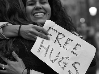 Free hugs | by Street matt