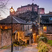 Twilight Vennel, Edinburgh