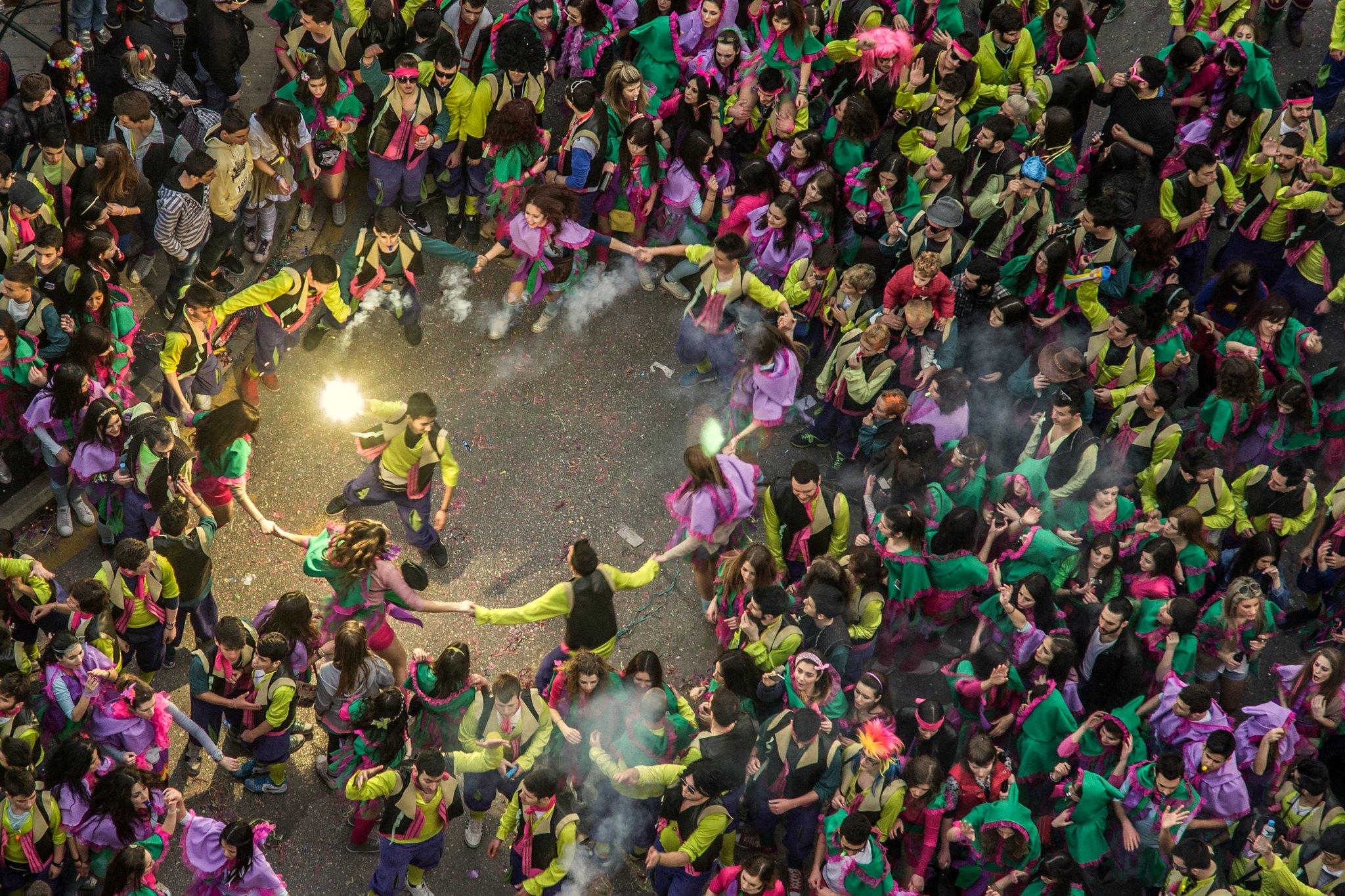 Carnival of Patras