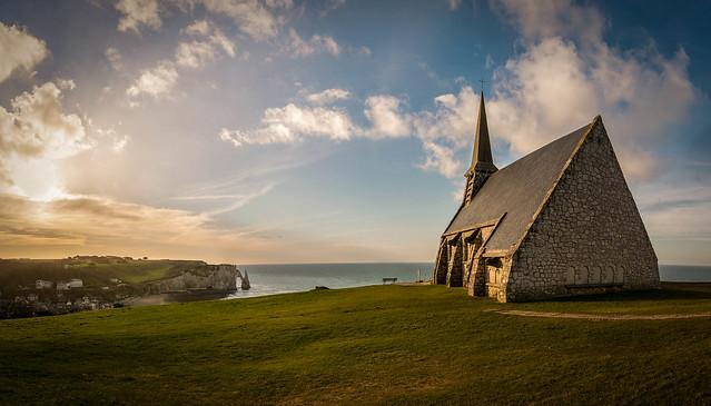 Chapelle Notre Dame de la Garde, Etretat