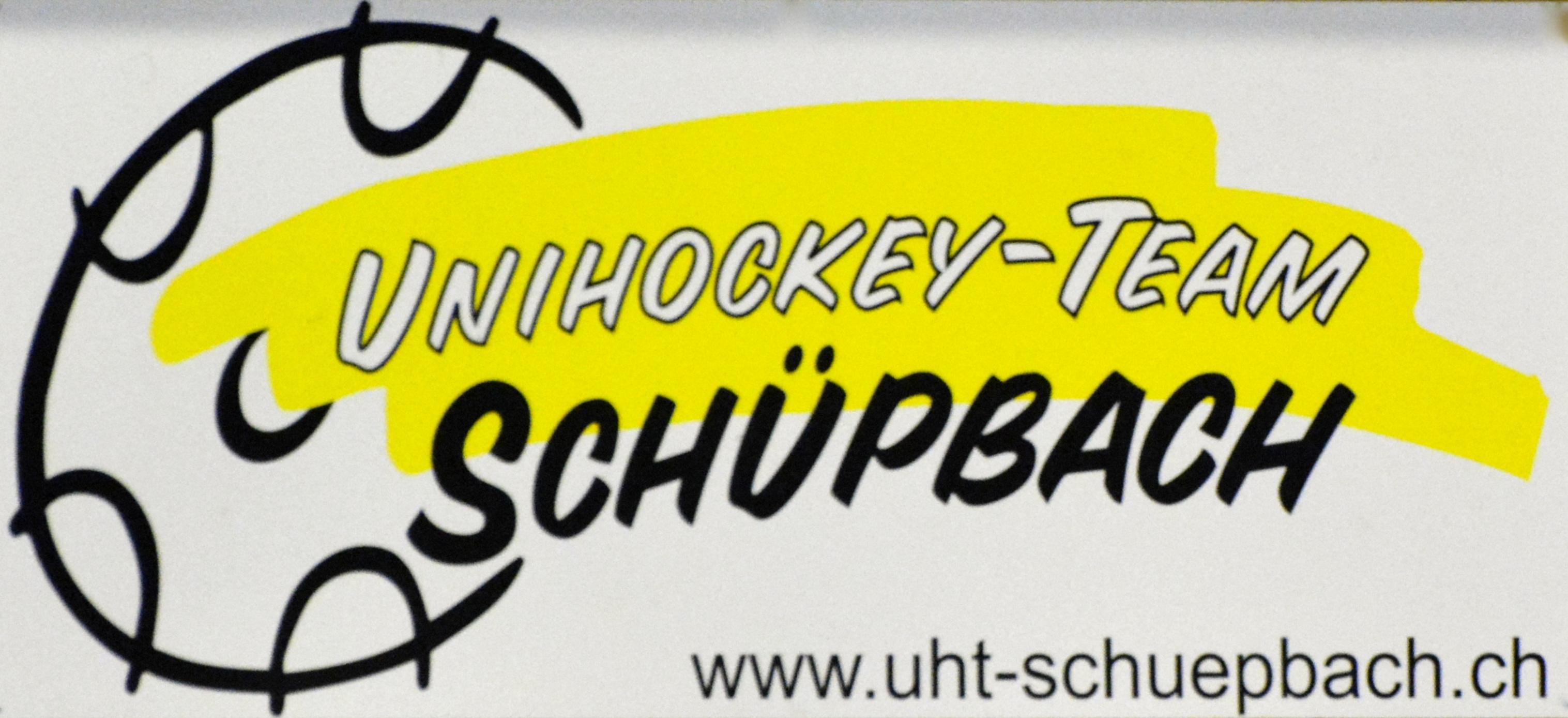 Junioren D I - UHT Schüpbach Saison 2014/15