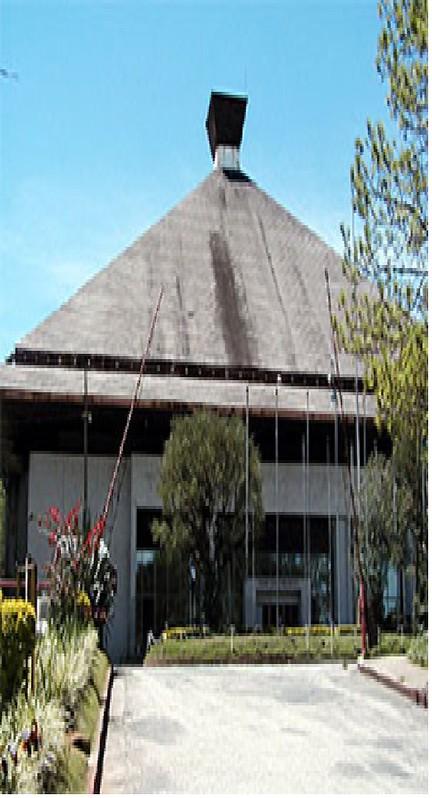 berna-baguio convention center