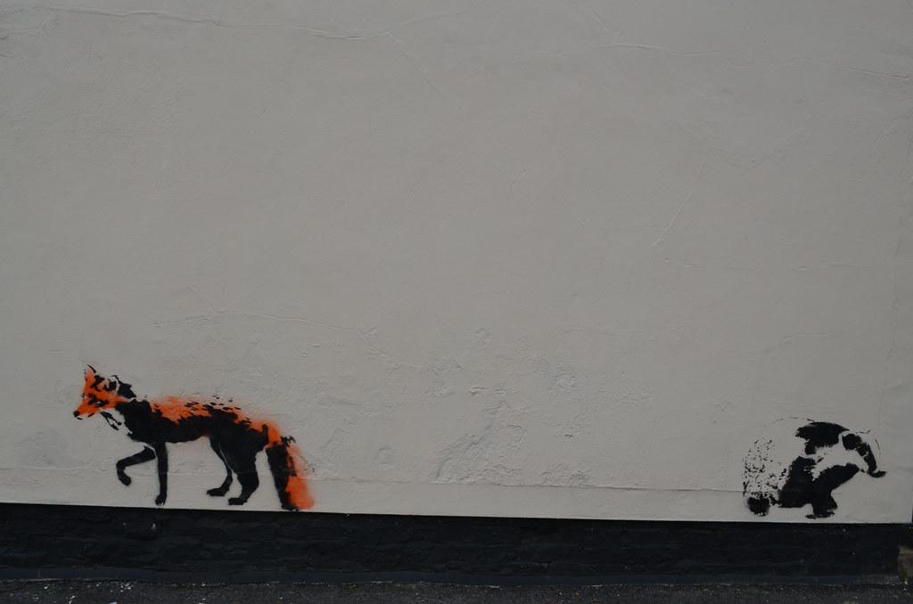 Fox & Badger, Oak Street, Northern Quarter, Manchester