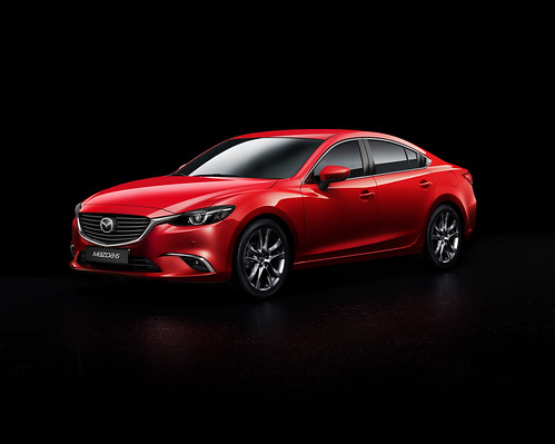 2015 Mazda6 sedan - facelift | by Az online magazin