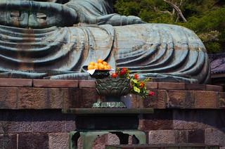 Offrande au Grand Bouddha | by sonyan_en_photo